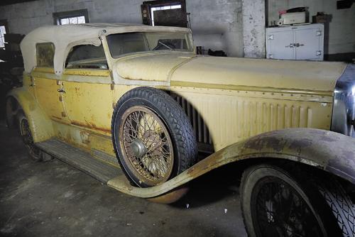Chasing Classic Cars Minerva