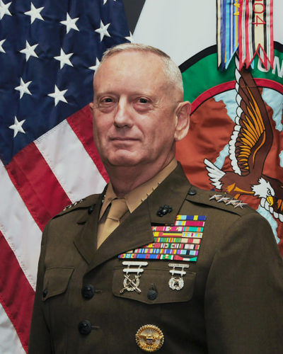 James Mattis, President-elect Donald Trump's choice for defense secretary, got a waiver from Congress to bypass the normal seven-year wait for military personnel to serve in that civilian post. He retired in 2013.