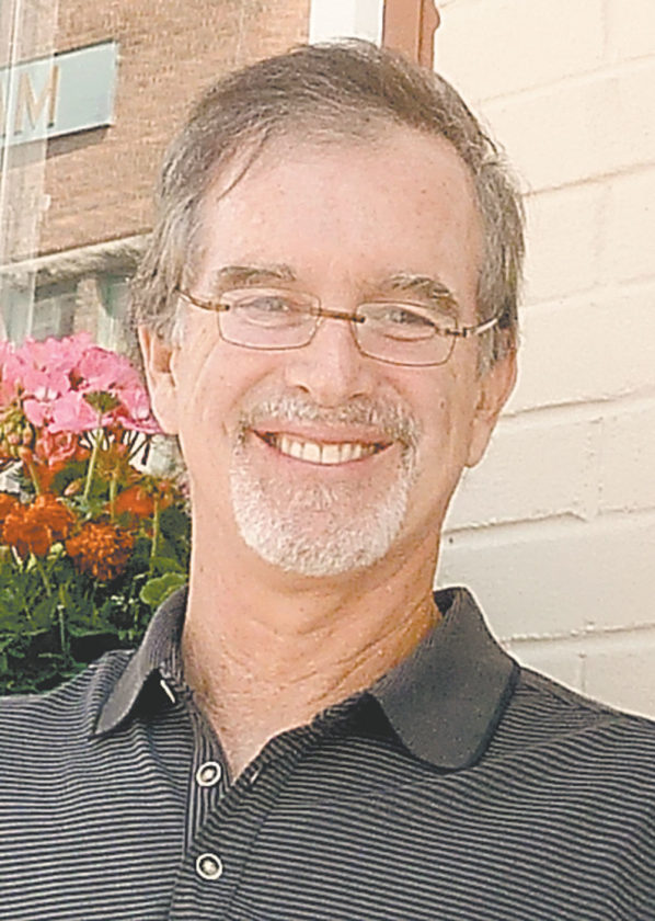 Garry Trudeau (Enterprise photo — Peter Crowley)