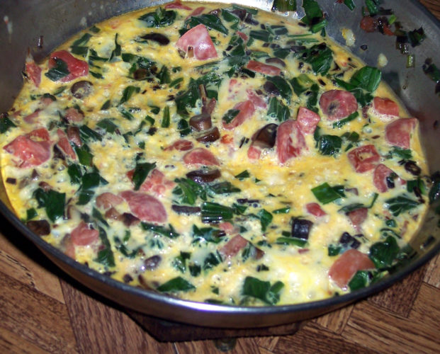 Frittata (Photo provided — Yvona Fast)