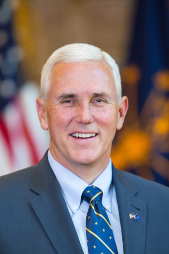 Vice President-elect Mike Pence (Photo provided)