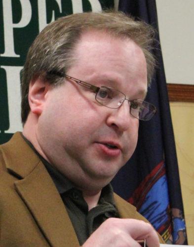 Superintendent Seth McGowan