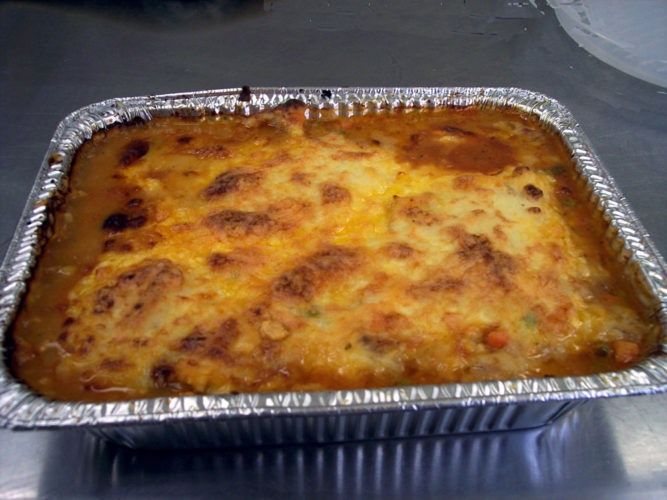 Shepard's Pie (Photo provided — Yvona Fast)