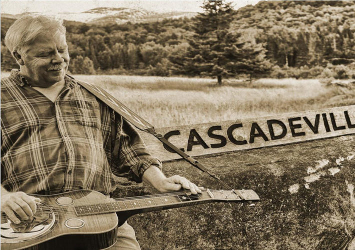 """The Waterhole will host John Doan's album release party for """"Welcome to Cascadeville,""""  featuring Big Slyde and Friends at 9 p.m. Saturday, Jan. 14. Doors will open at 8 p.m. Admission is $10. (Photo provided)"""
