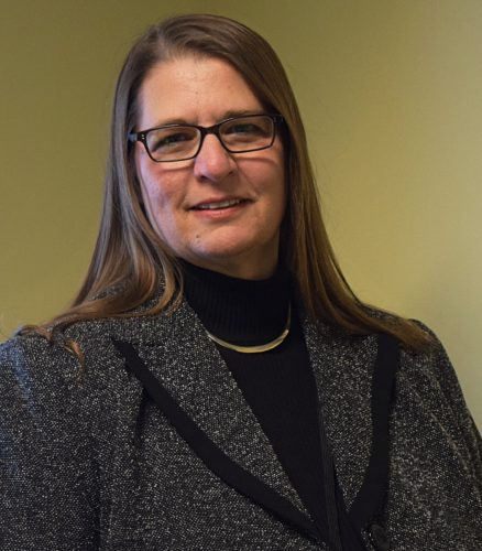 Deceil Moore, associate director of behavioral health services (Photo provided)