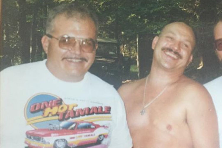 67-year-old Stephen Sattler and 64-year-old Edward Sattler, who died when their snowmobiles went through the ice over the weekend on Raquette Pond  in Tupper Lake. (Photo provided)