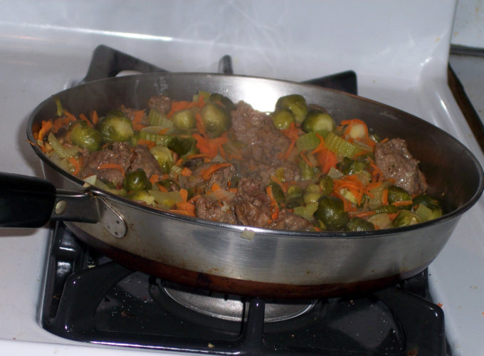 Stew (Photo provided — Yvona Fast)