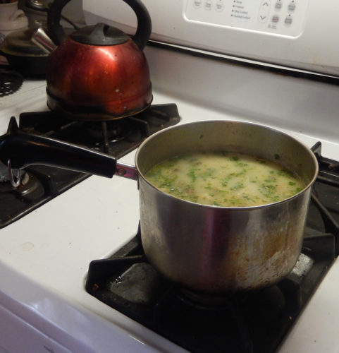 Dill Pickle Soup (Photo provided)