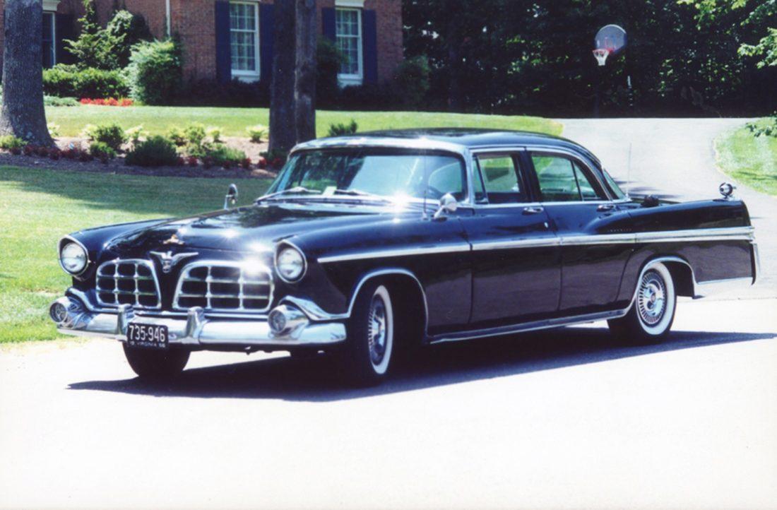 1956 Chrysler Imperial: Fifties tailfin flair | News, Sports, Jobs - Adirondack Daily Enterprise