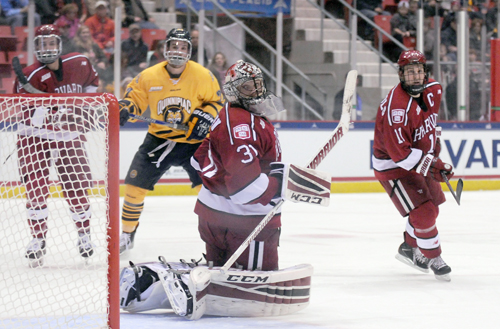 ECAC: Conference's Best Meet In Lake Placid