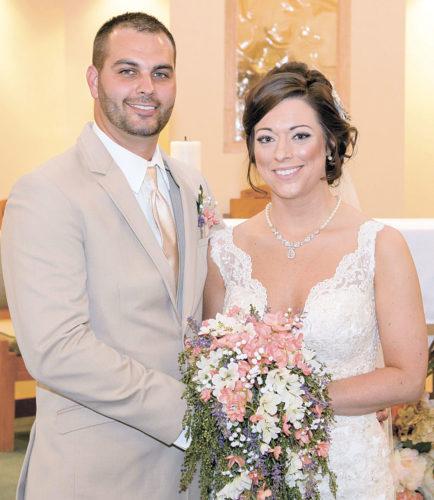 Nicholas and Caitlin Gosche