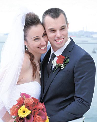 Amanda and Patrick Cully