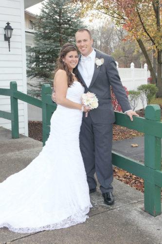 Meagan and Nicholas Steyer