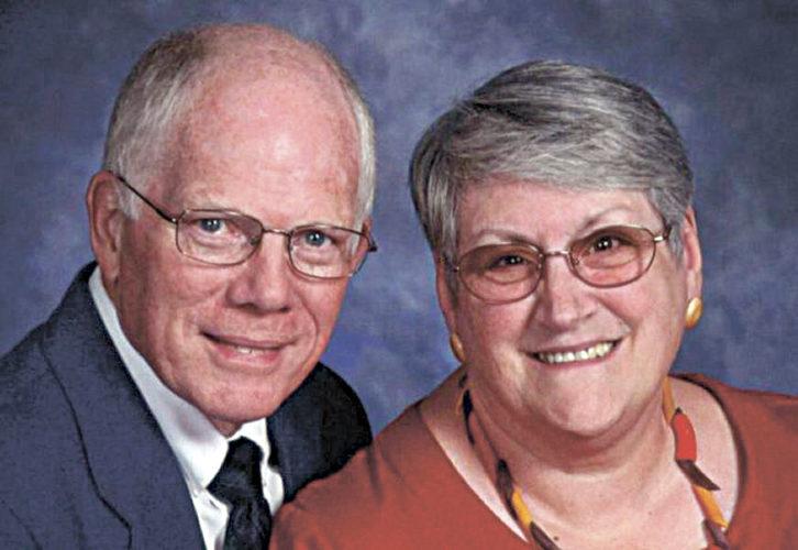 The Rev. Gary and Kay Hicks