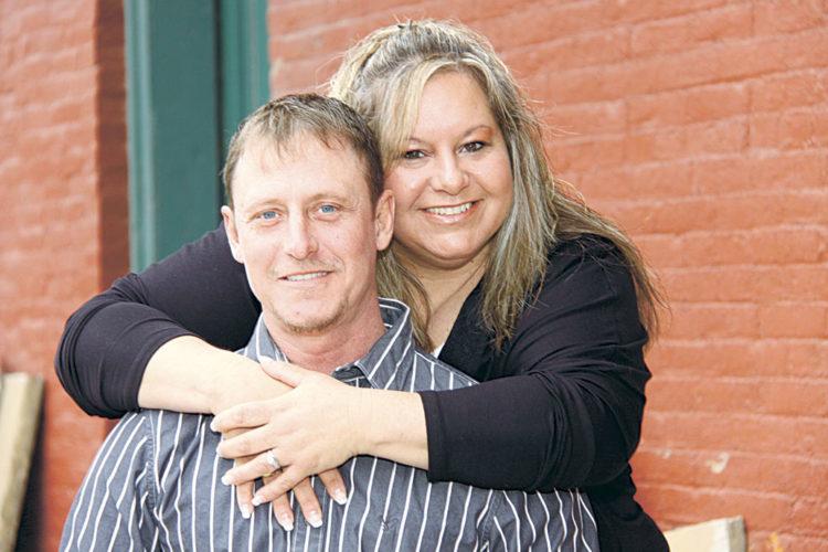 Charles Hoskins and Cheryl Fowler
