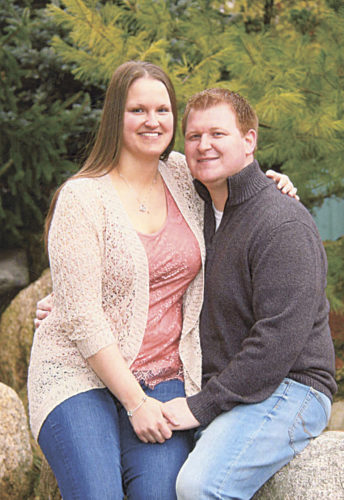Alaina Ritter and  Ryan Weaver