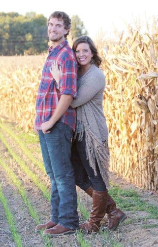 Joshua Nagel and  Kathryn Gruss