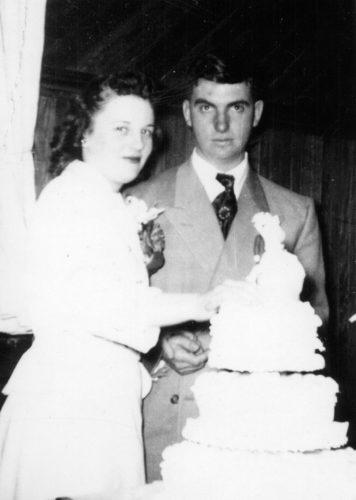 Donna and James Waldock