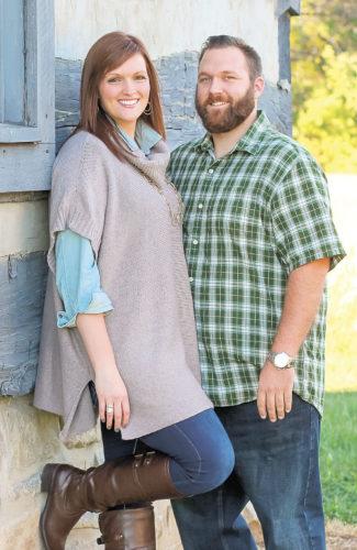 Kaitlyn Bowerman and  Justin VanAlstine