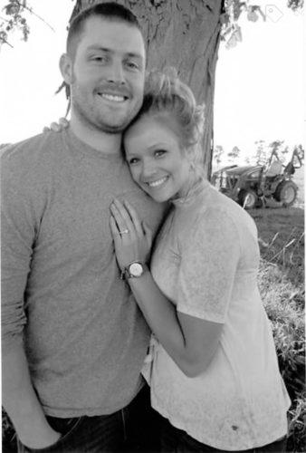 Jason Tooley and  Tessa Rose Clouse