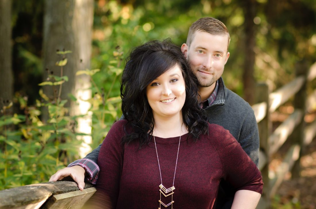 Leslie Shapy and Jacob Coleman