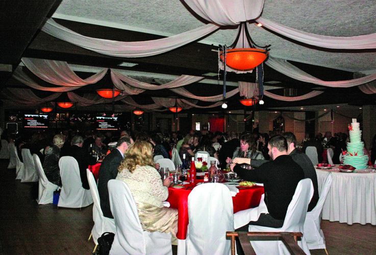 Daily Press file photo The Delta County Chamber of Commerce will hold its annual midwinter fundraising gala at the Terrace Bay Hotel in Gladstone on Feb. 4.  This is the Chamber's first fundraising effort of 2017 and is considered by many to be the county's premier social gala. The evening will feature raffles, prizes, an auction, dinner and live entertainment.