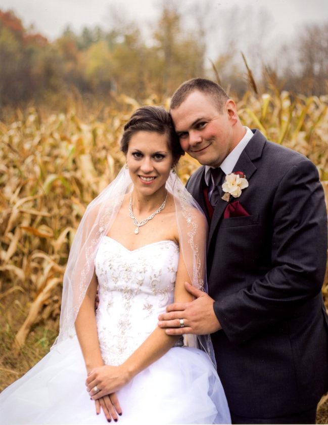 Amanda and Ethan Marenger
