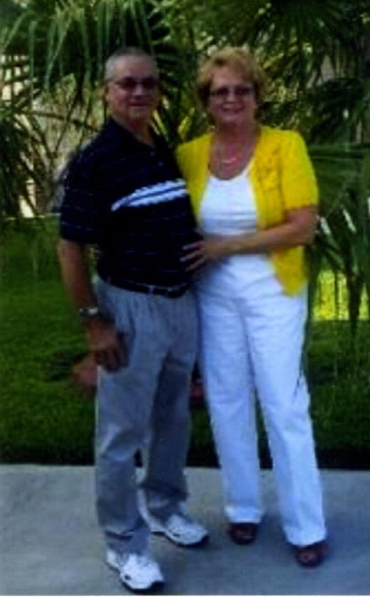 Gary and Mary Boudreau