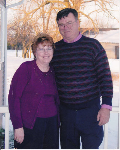 Herb and Patricia McNutt