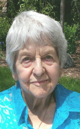 Theadora Mae 'Teddi' Nelson
