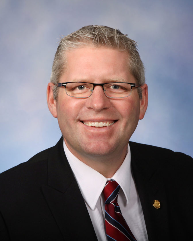Rep. John Kivela found dead in Lansing home