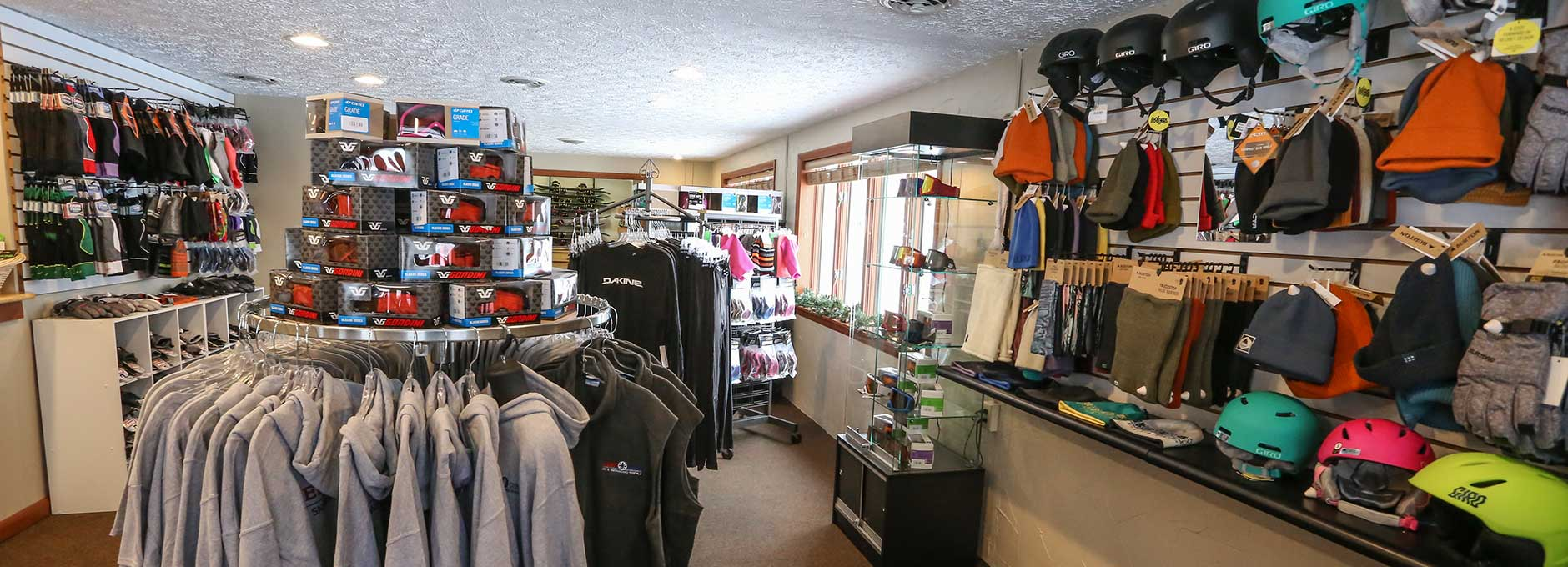 Retail shop at Deep Creek Ski & Board