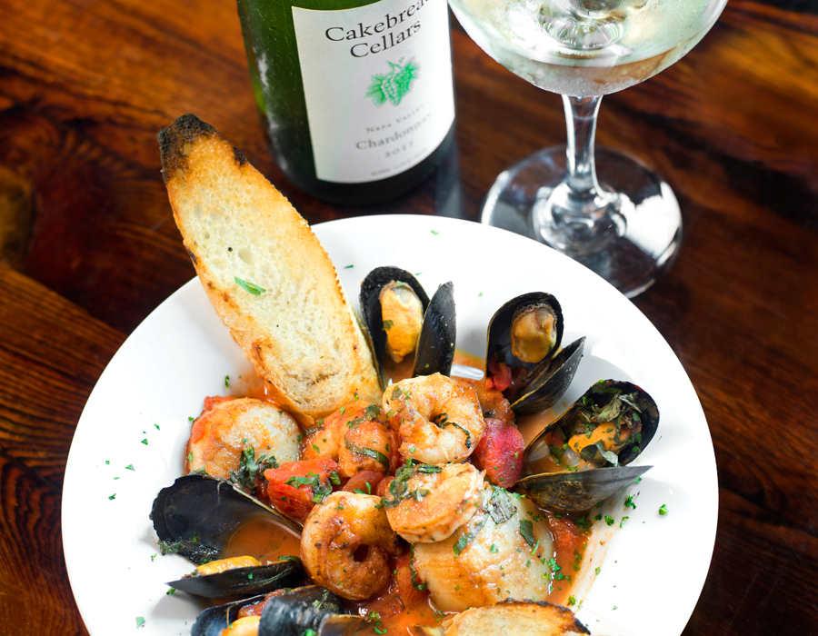 Chappell's Seafood Mix