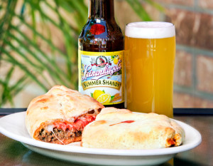 Redwood Inn's sausage roll, photography by Neal Bruns