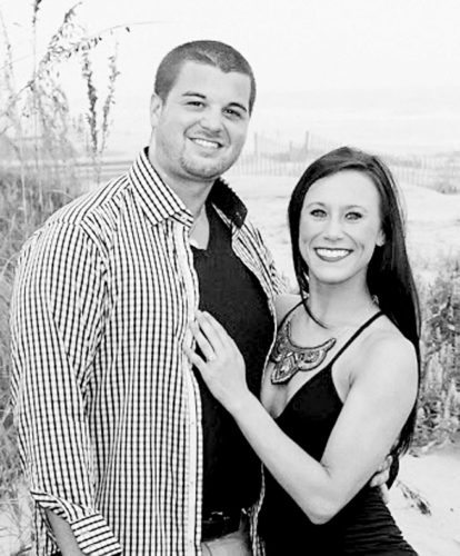 Mr. and Mrs. Matthew Catanzarite -- Contributed