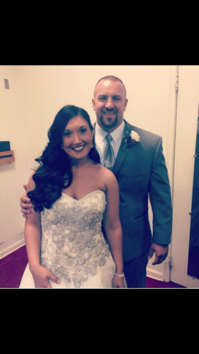 Mr. and Mrs. Jared Mosti