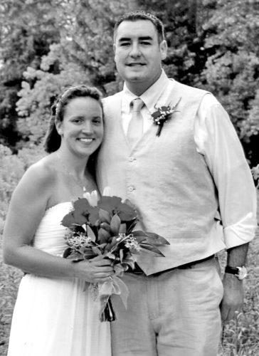 Mr. and Mrs. Jeffrey Gilkey