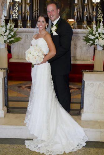 Mr. and Mrs. Lucas Shuster