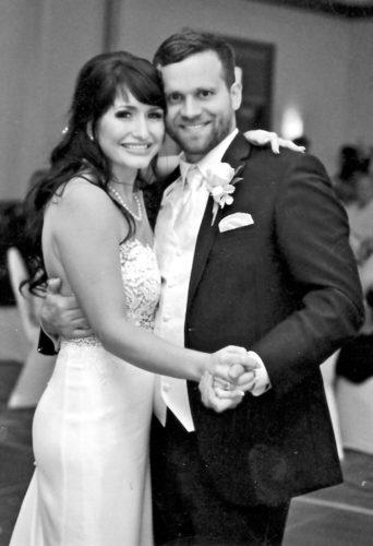 Mr. and Mrs. Justin Hostetter
