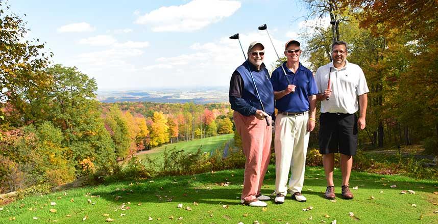 Unbeatable Fall Golf Getaway