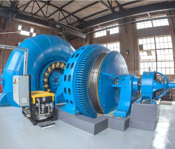 Work at the Cataract Hydroelectric Power Plant was completed by Kiser Hydro in Norway.