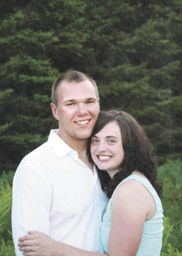 Michael and Denise Fayas of Iron Mountain, are pleased to announce the engagement of their daughter, Sierra Fayas, to Jacob Cherney, son of Paul and Kim Cherney of Norway. Sierra is a Kingsford High School graduate and is employed by Econo Foods and Louisiana Pacific. She is a full-time student at Bay West in Iron Mountain, pursuing a nursing degree. Jacob is a home school graduate. He is currently employed by Tim's Lawn Care and Systems Control. The couple plans to be married in May 2017.