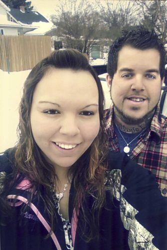 """Brian and Dawn Burcar of Norway are pleased to announce the engagement of their daughter, Heather Marie Burcar, to Thomas """"TJ"""" James Loomis, son of Thomas Arnold Loomis and Marlene Burke. Heather is a 2016 graduate of Norway High School and is currently employed at Arby's. TJ is a 2007 graduate of Kingsford High School and is currently employed at Northwoods Manufacturing. A July 2017 wedding is planned."""