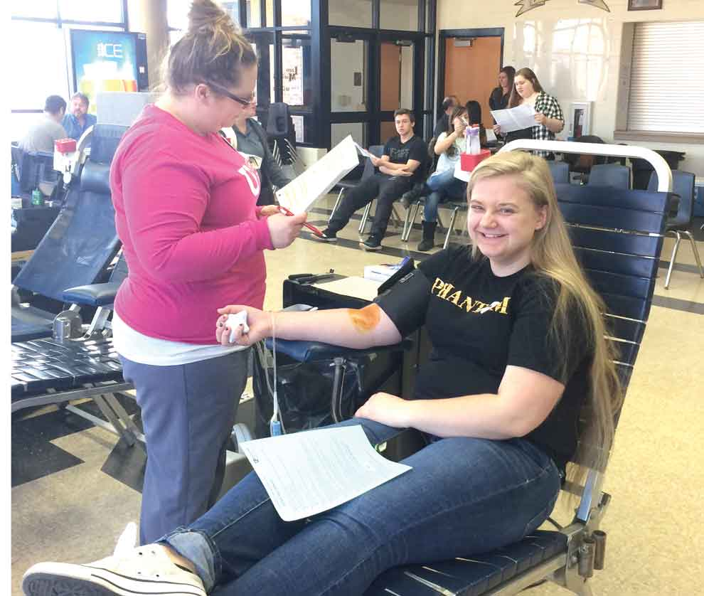 Successful blood drive | News, Sports, Jobs - The Daily news