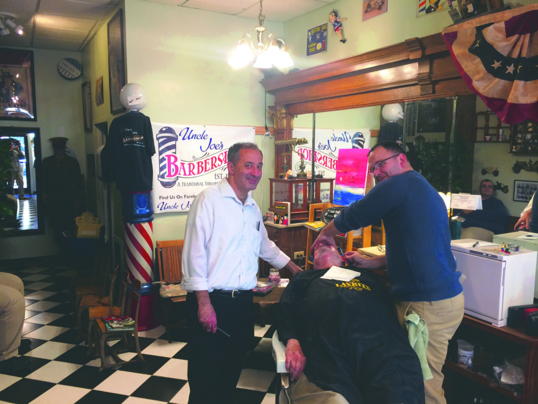 Local Barbers : Local barbers make the cut while shaping downtown News, Sports, Jobs ...