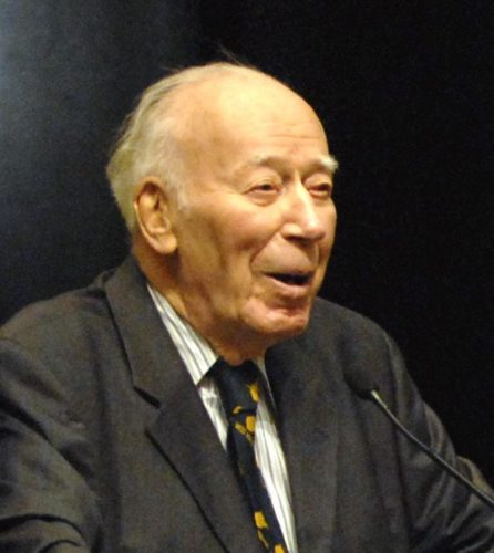 Ken Hechler (photo via Wikimedia Commons)