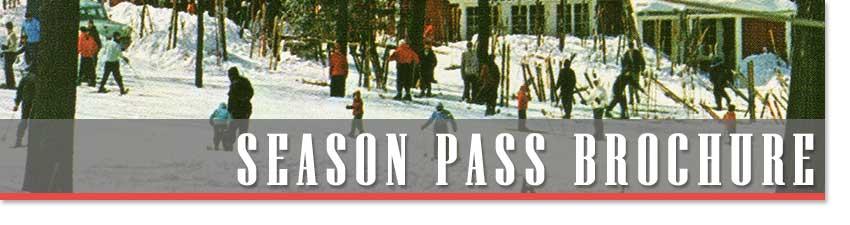 Season Pass Brochure