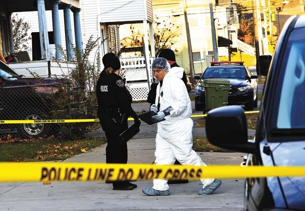 Man shot dead in Gloversville apartment