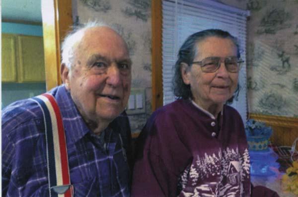 Robert and Lorraine Bleyl