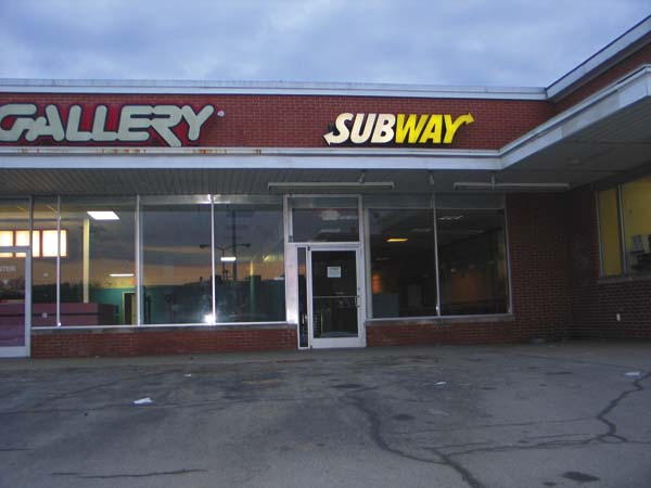 The Subway shop at 48 Church St. has gone out of business.  (The Leader-Herald/Kerry Minor)